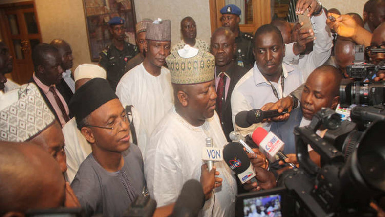 NFIU vs State governors: What constitution says about financial autonomy for LGs