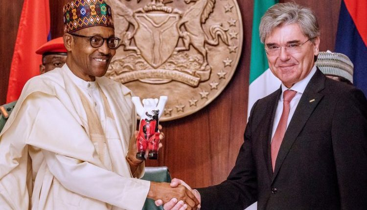 Nigeria, Germany's Siemens sign agreement to increase power supply