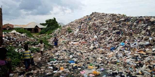 Kwara filthy environment