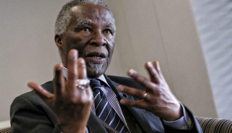 Thabo Mbeki on Xenophobia