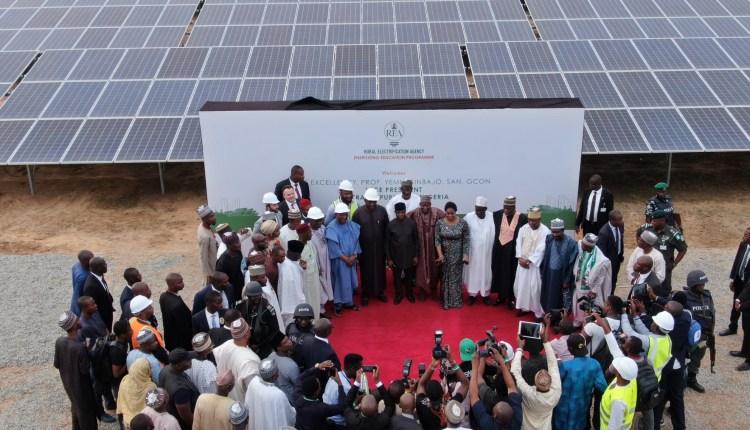 BUK hybrid solar plant