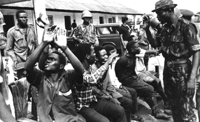 Asaba massacre/photo file