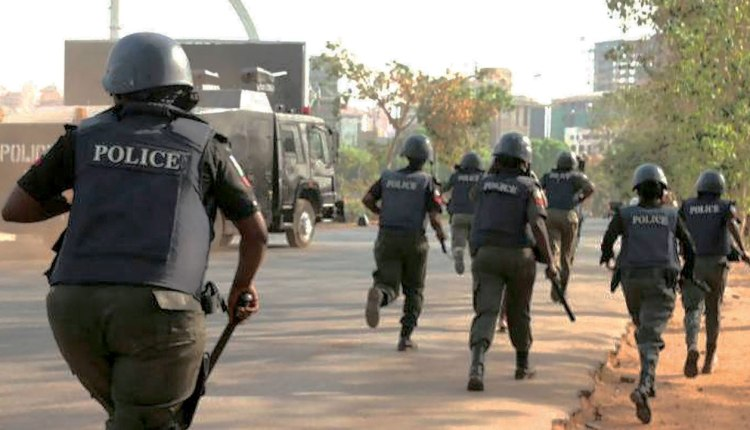 Nigeria Police harrassment