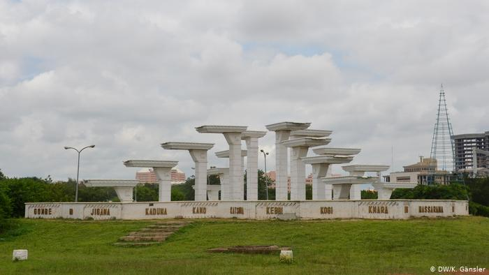 Unity Fountain