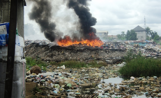 Plastic Wastes in Nigeria