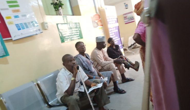 frustrated patients Abuja hospitals