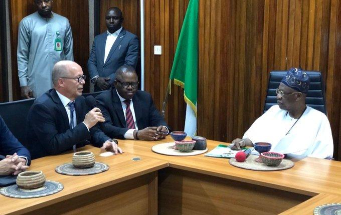 Lai Mohammed Nigeria