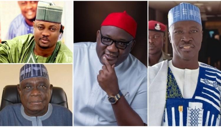 Dead Nigerian lawmakers