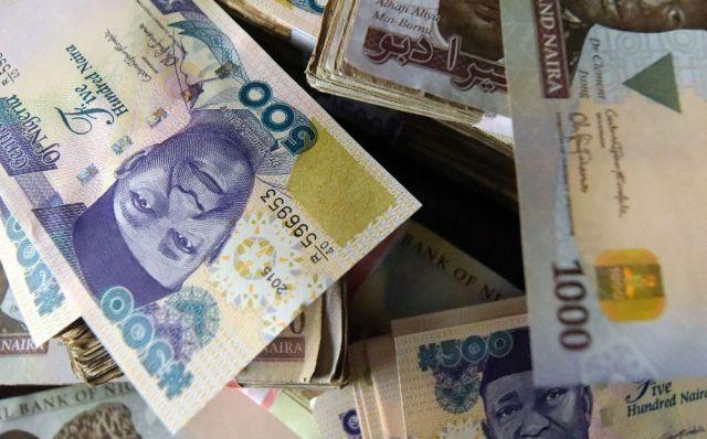 naira to dollar exchange rate today black market