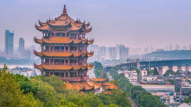 COVID-19 China cases