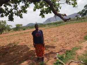 smallholder women farmers