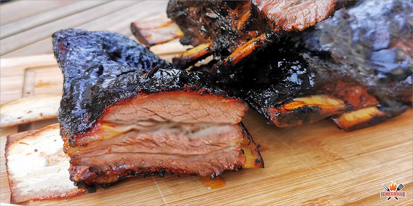 Beef Ribs Rezept Texas Style