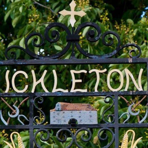 ickleton sign