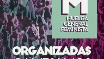 CNT to call a 24-hour feminist general strike on March 8