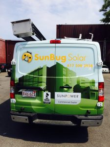 Vehicle Vinyl with 2ml Cast OverLamination Covering this van by ICL Imaging
