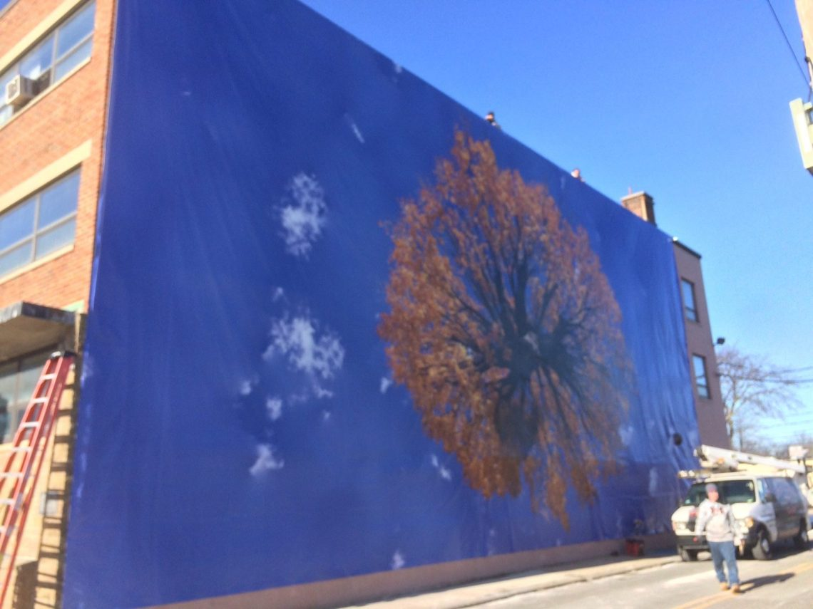Building Wrap by ICL Imaging