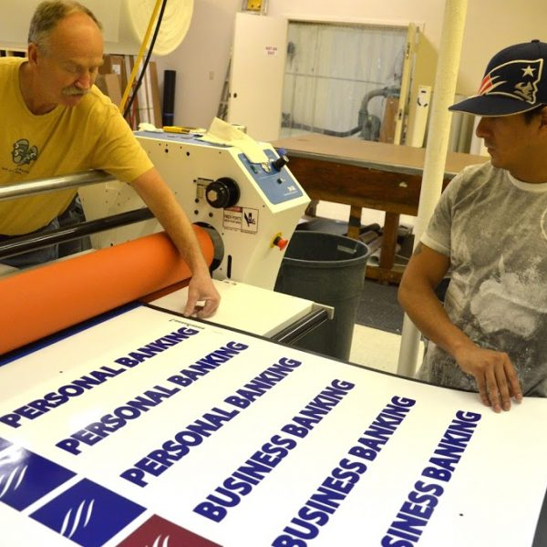 Mounting & OverLaminating prints to boards