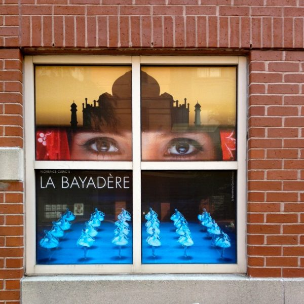 Window film printed by ICL Imaging