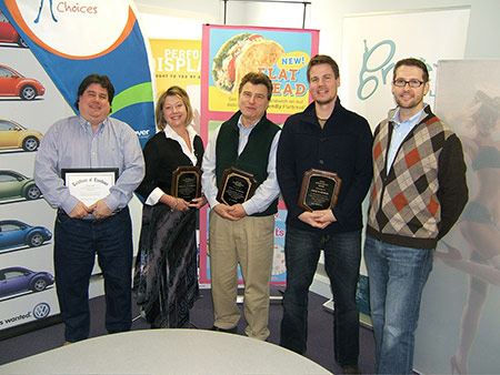 ICL Imaging Sales Reps at ICL Imaging, Large Format Printing & Solutions near Boston, MA