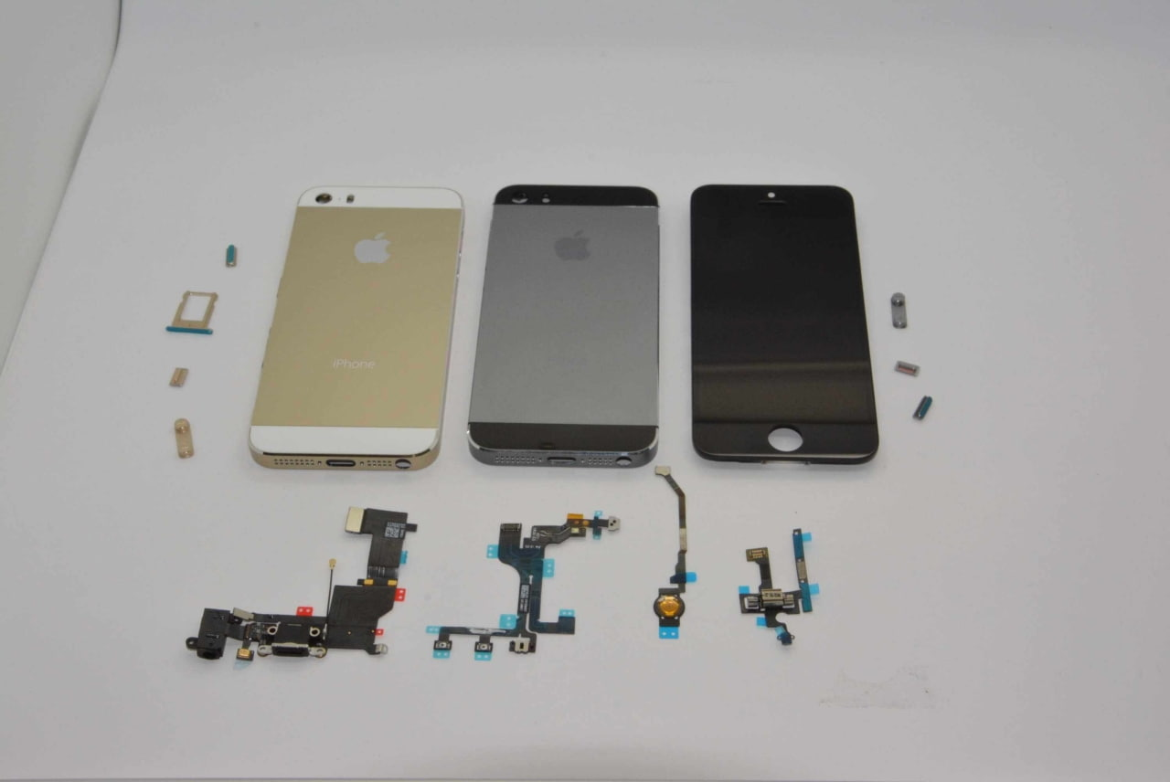 High Quality Video Shows Graphite iPhone 5S, iPad Mini 2 Housings