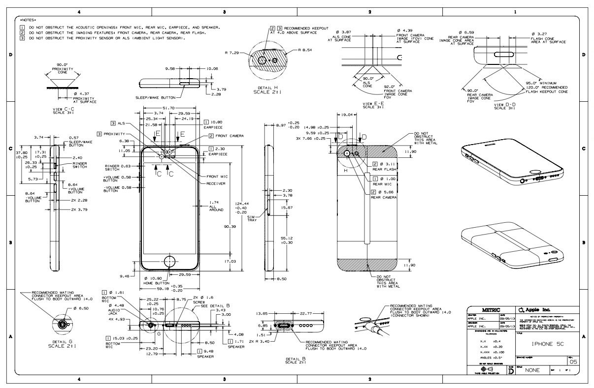 iphone schematic and wiring diagram gm starter relay apple posts 5s 5c schematics case design