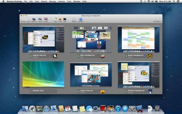 Apple Remote Desktop 3.9.4 Crack Update Mac (ARD) 2021 Download