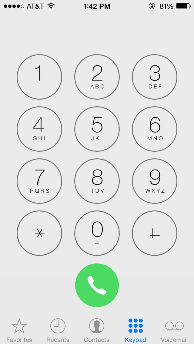 iOS 7.1 Beta 3 Brings New iPhone Call Screens, New Power