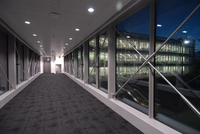 Check Out Apples New Office Building Images  iClarified