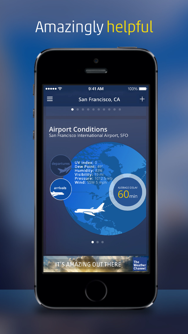 Weather Channel App Crashing On Iphone - Resume Examples