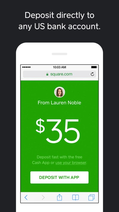 Square Cash App Now Lets You Send Money to People Nearby ...
