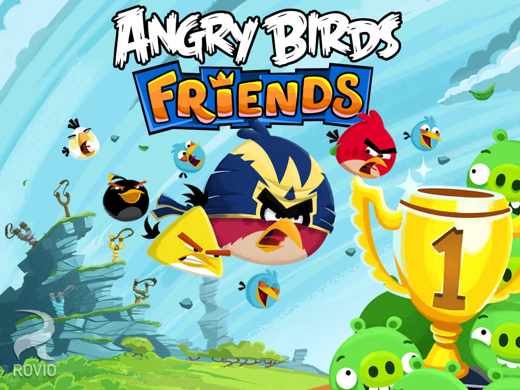 Angry Birds Friends Gets New Halloween Tournament Global
