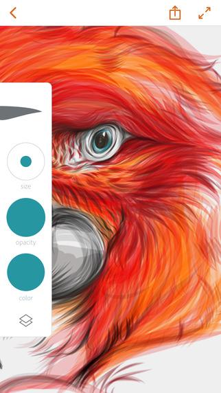 Adobe Illustrator Draw Gets iPhone Support Eye Dropper
