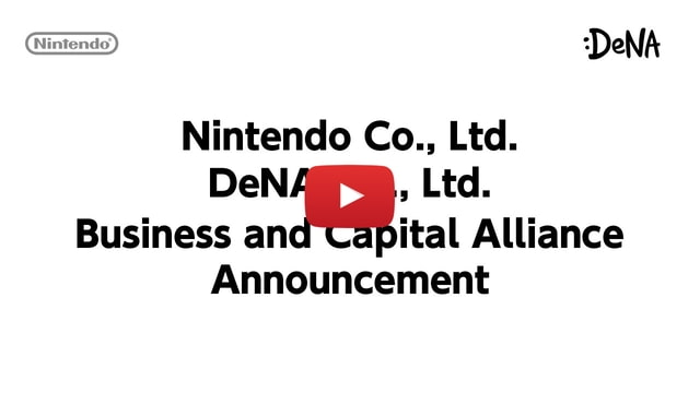 Nintendo to Release Its First Mobile Game This Year, Five