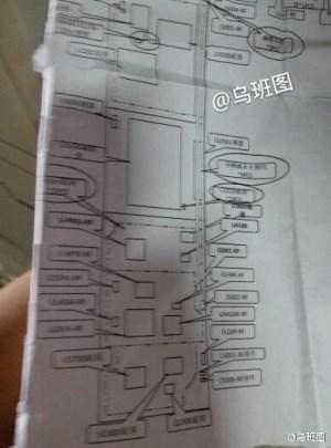 Alleged iPhone 6s Logic Board Diagram Reveals SiP Design