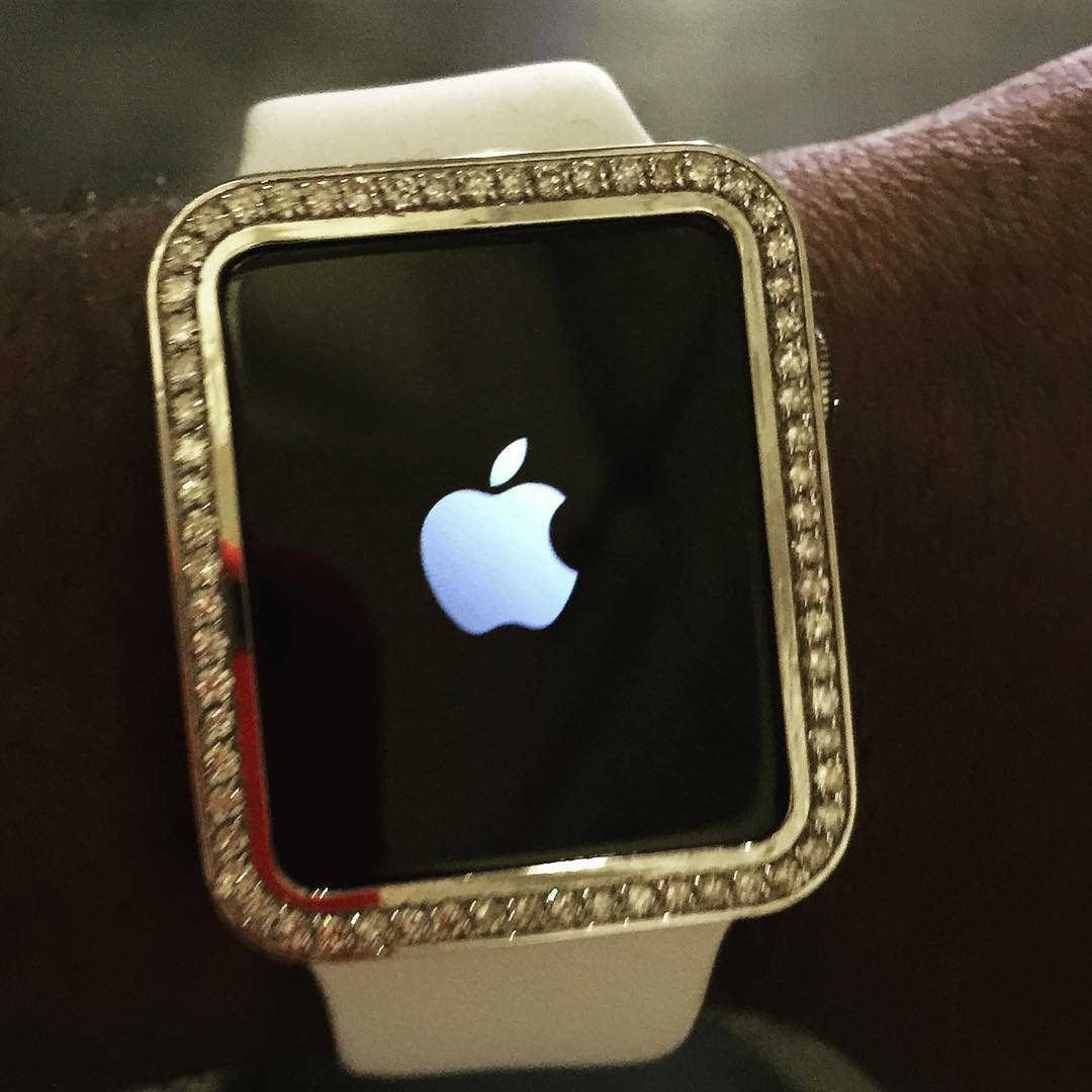 Ludacris Shows Off His Iced Out Apple Watch Photos  iClarified