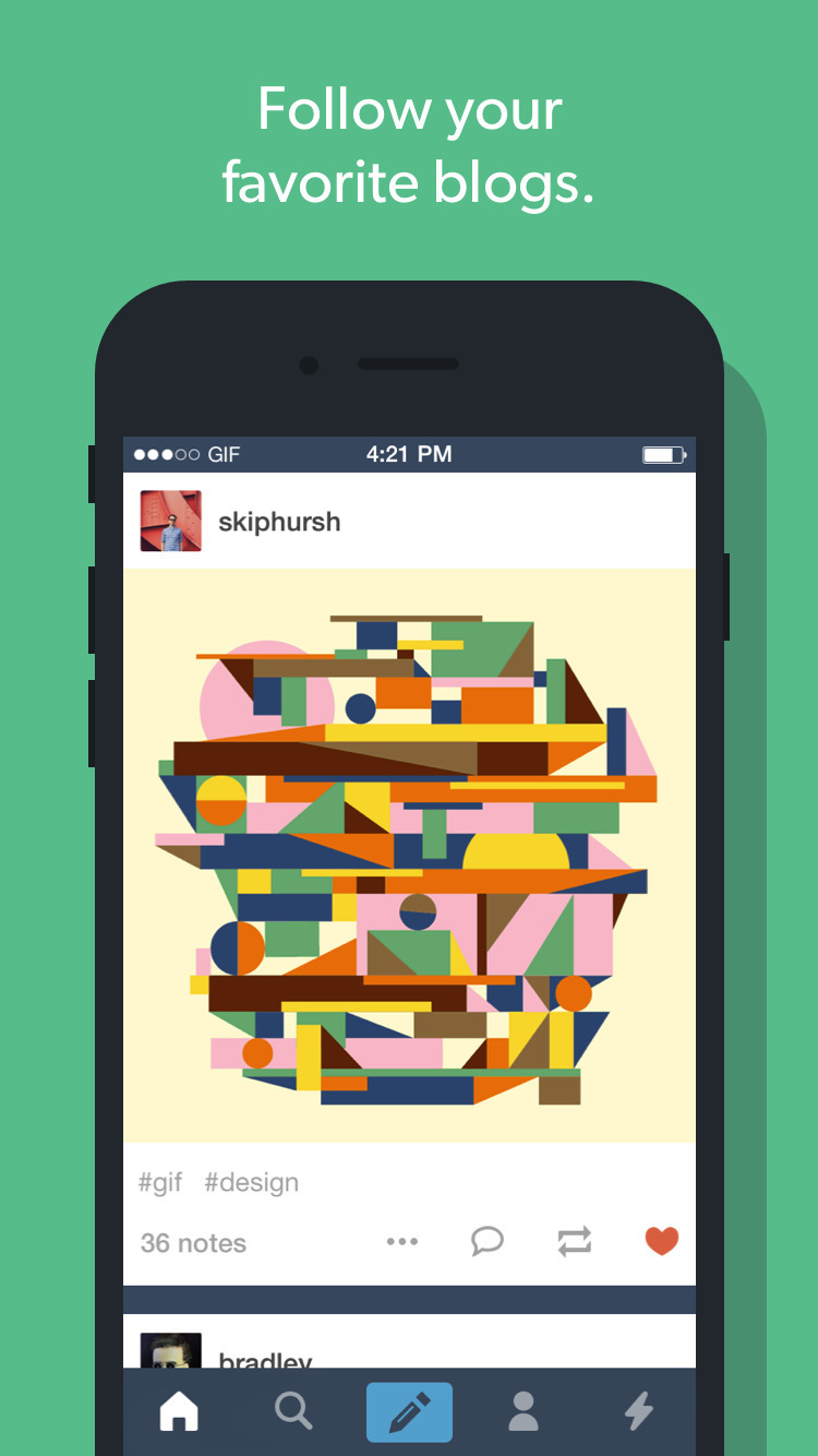 Tumblr App Gets Support for Live Photos. 3D Touch. Messaging. More - iClarified