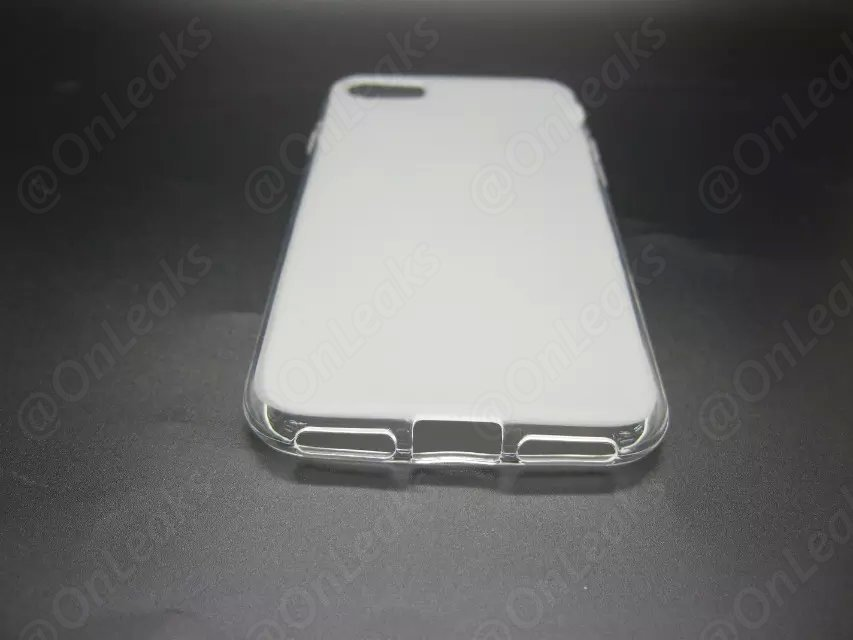 Alleged iPhone 7 Case Has No Headphone Jack, Stereo Speakers Cutouts
