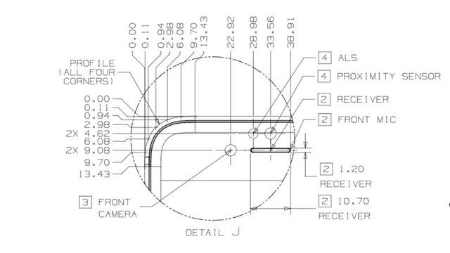 iPhone 7 to Feature Relocated Ambient Light Sensor