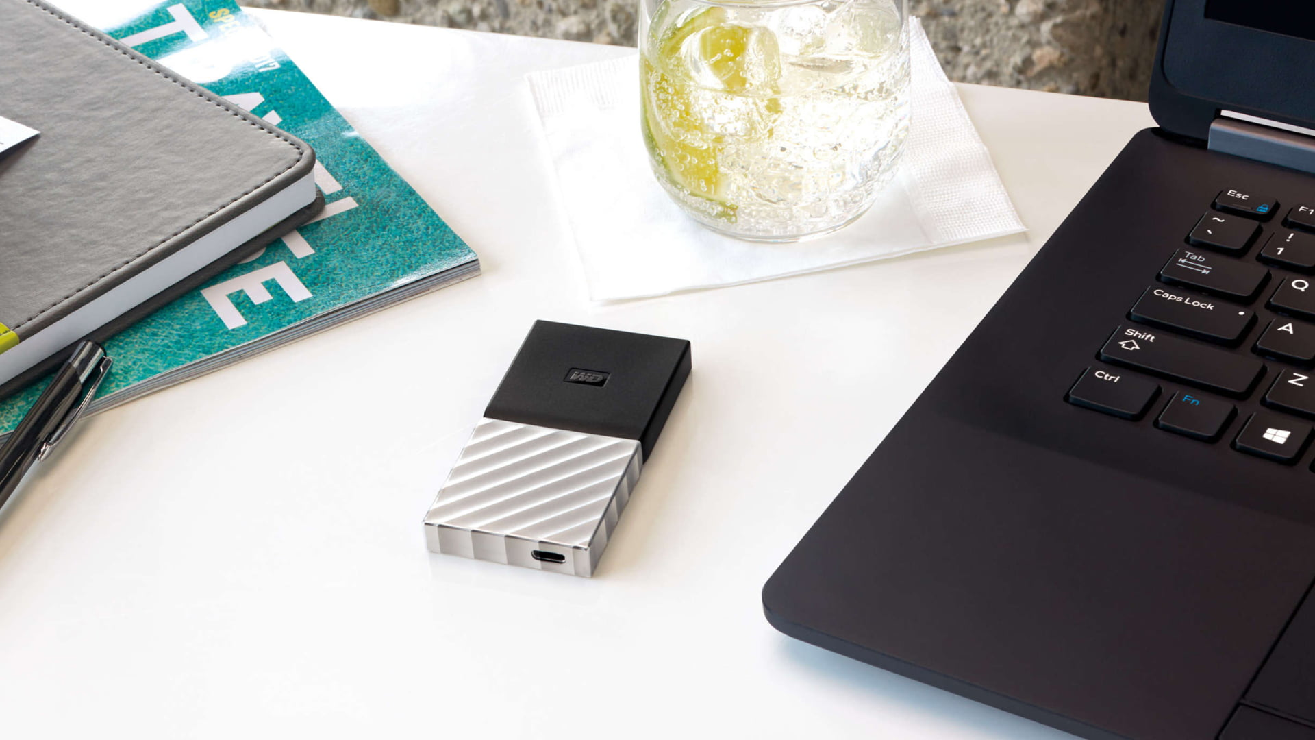 Western Digital Unveils My Passport SSD, Its First Portable WD Solid State Drive [Video]