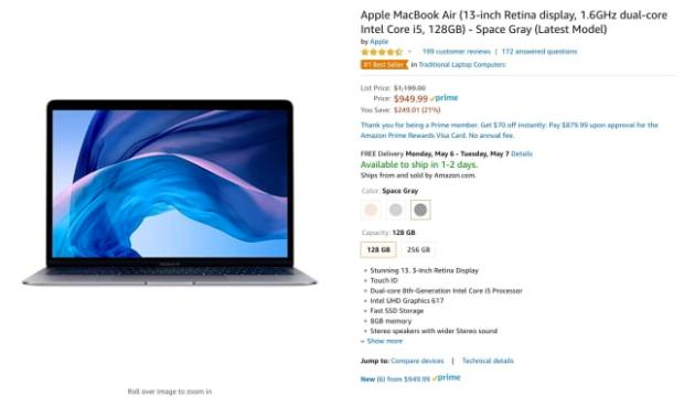 Apple's New MacBook Air is On Sale for Its Lowest Price Ever [Deal]
