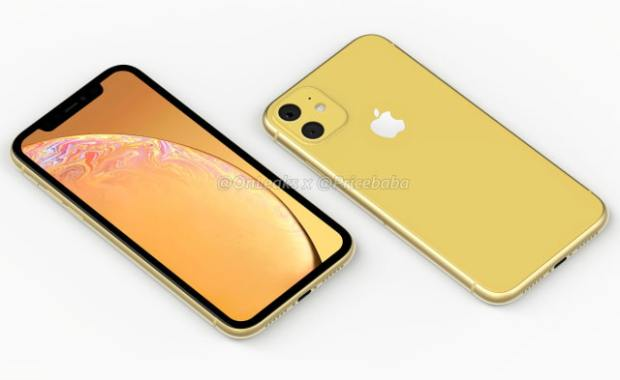 2019 iPhone XR Renders Show Dual Lens Camera in Square Bump [Video]