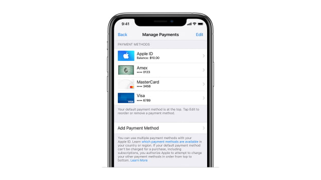 You Can Now Use Apple Pay for iTunes, App Store, and
