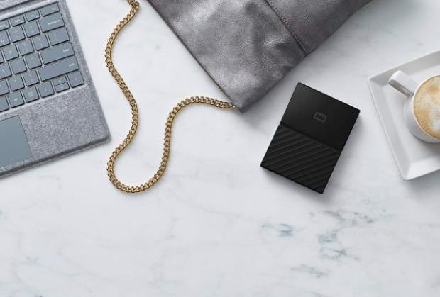 Western Digital 4TB Portable Hard Drive On Sale for 45% Off [Deal]