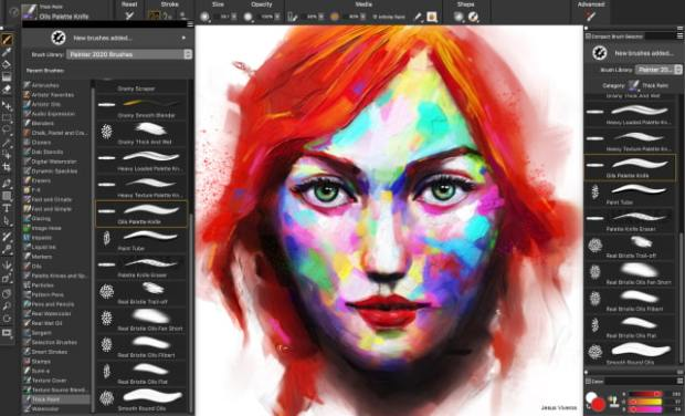 Corel Launches Painter 2020 for Mac and Windows [Video]