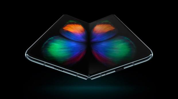 Samsung Completes Redesign of Galaxy Fold Smartphone [Report]
