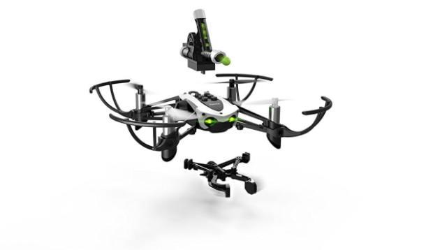 Parrot Quits Toy Drone Market