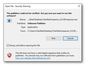 How to Jailbreak Your iPhone on iOS 10.2 Using Yalu and Cydia Impactor (Windows)