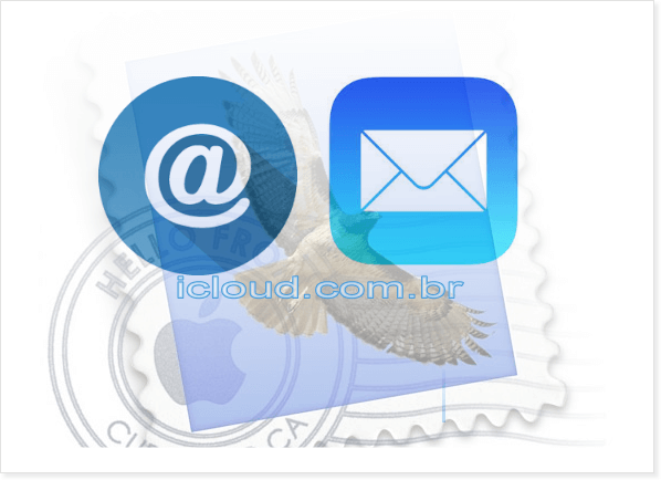 configurar o e-mail no Apple Mail