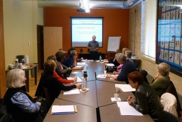 Access English Centre Workshop