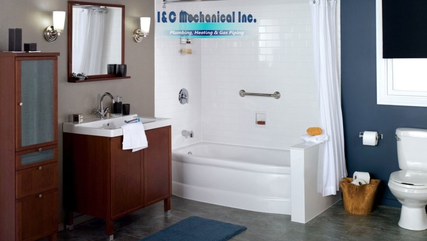 Bathtub Shower Installation and Repair - I&C Mechanical